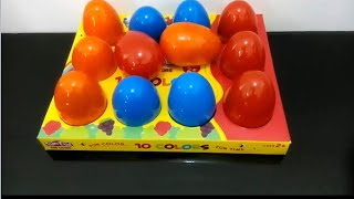 12 Surprise Eggs!!!  Construction Vehicles Bulldozer, Excavator, Dump Truck LEGO ANIMALS World