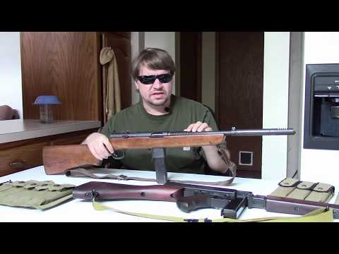 America's Forgotten SMG - Reising M50 From WWII