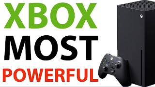 Xbox Series X MOST Powerful Console | NEVER Before Seen Console Tech | Xbox News