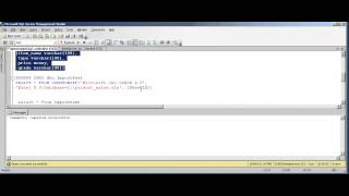 introduction to sql server 2008 openrowset , open query, linked server