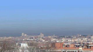 Unos 42 millones de españoles respiraron aire contaminado en 2020