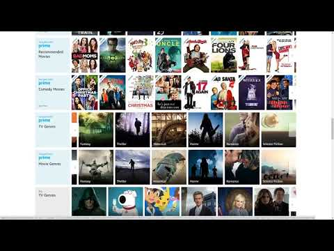 What is Amazon Prime UK TV Music Instant Video