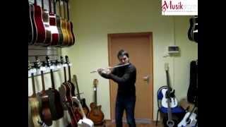 видео купить флейту