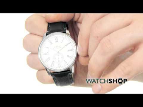 af6069f0c Camden Watch Company Men's No29 Watch (CWC-29-11A) - YouTube