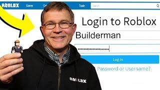 BUILDERMAN PLAYS ROBLOX! *CEO/OWNER*