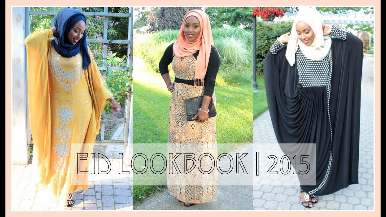04f25eeb0844 EID LOOKBOOK 2015 + Hijab Tutorial | Eid Series | Aysha Abdul - YouTube