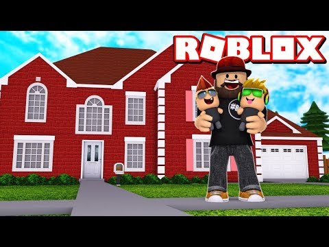 OUR NEW FAMILY HOUSE in ROBLOX ADOPT ME - YouTube