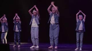 Хип-хоп начинающие (8-14) хореограф Титова Ольга