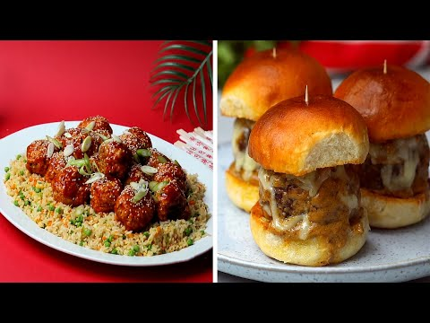 5 Mighty Meatball Recipes Perfect For Dinner
