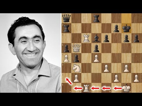 Grip of the Iron Tiger - Petrosian's Famous King March