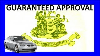 Newark, NJ Automobile Financing : Bad Credit Car Loans for No Money Down at Guaranteed Lowest Rates