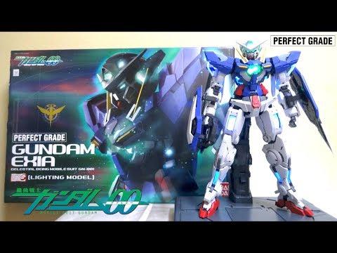 【機動戦士ガンダム00 Part 2】PG1/60 ガンダムエクシア LIGHTING MODEL ヲタファのガンプラレビュー / PG Gundam Exia Part 2