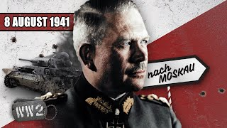 Tanks, but no Tanks - Hitler Hinders the Blitzkrieg - WW2 - 102 - August 8, 1941