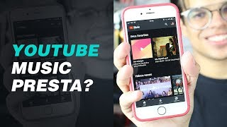 ANÁLISE YOUTUBE MUSIC: VALE A PENA? | Papo Tech