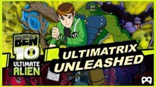Ben 10 - Ultimatrix Unleashed - Full episodes - Ben 10 Games