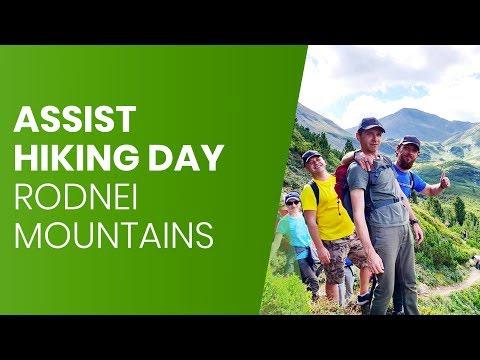 ASSIST Hiking Day   Muntii Rodnei - Lala Mare - Lala Mica