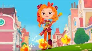 Сказочный патруль - Мультфильм о девочках - волшебницах - Сборник серий