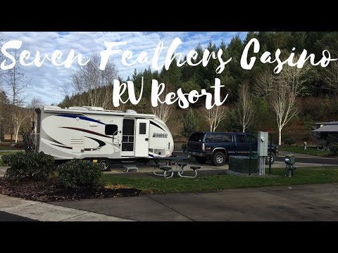 Seven Feathers RV Resort Drivethru in Canyonville, OR