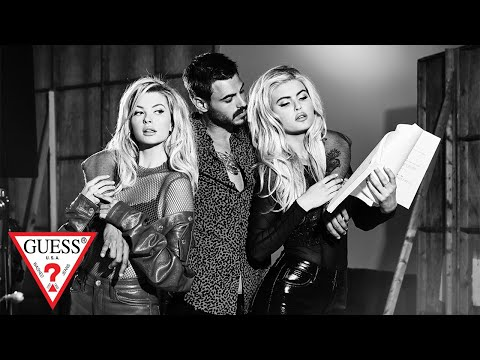 GUESS Holiday 2019 Campaign
