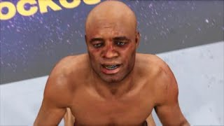 EA SPORTS™ UFC® 3: Anderson clowns & KOs Costa - online gameplay