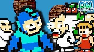 La invención de Light   ANIMACIÓN   Mega Man