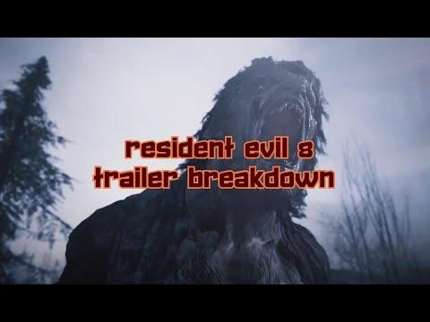 Resident Evil 8 Trailer Breakdown Youtube
