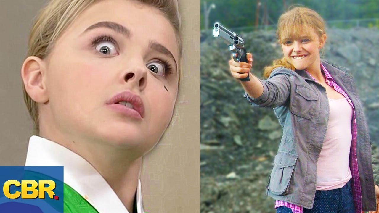 10 things you didn't know about chloe moretz - youtube