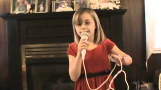Katie singing God Doesnt Make Mistakes YouTube Videos