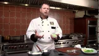 Citrus Pan Roasted Salmon - Chez Boucher Culinary Training Center