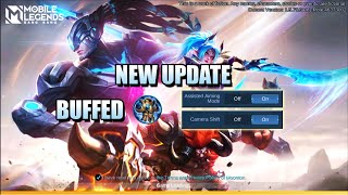 Download Mp3 NEW UPDATE FRAGMENT SHOP CAMERA SHIFT PROJECT NEXT DATE MOBILE LEGENDS PATCH 1 5 88