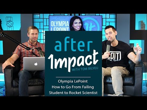 After Impact: Olympia LePoint