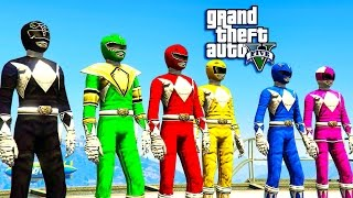 Video GTA 5 - POWER RANGER MOVIE (GTA 5 SKIT) download MP3, 3GP, MP4, WEBM, AVI, FLV Oktober 2018