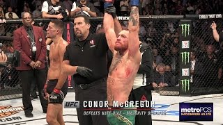UFC 202: Diaz vs McGregor 2 - The Thrill and the Agony Preview