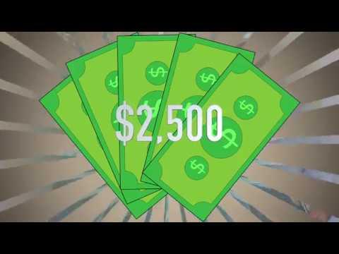 Everyone's a Winner! $2500 Rebate