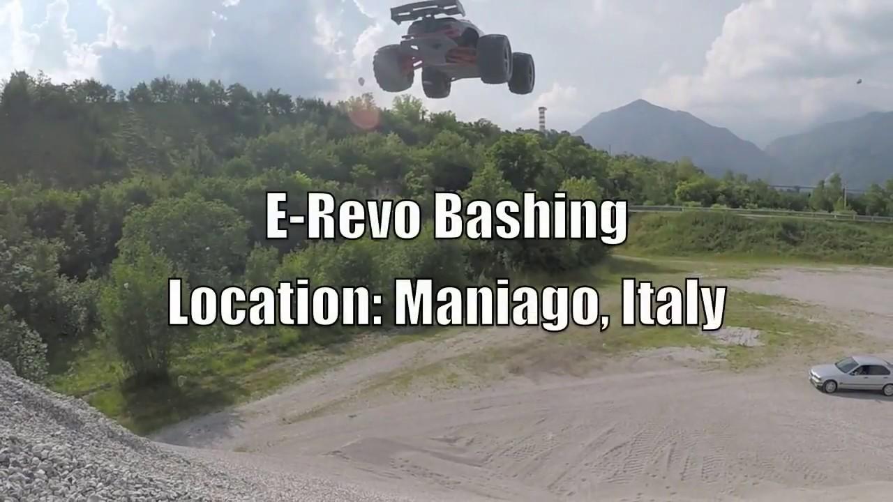 Just gonna send it, E-Revo VXL (re-release) R/C Arsenal