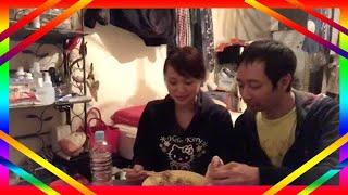 いしだ壱成&飯村貴子の同棲自撮り動画、滝沢カレンが本気の悲鳴 飯村貴子 検索動画 47