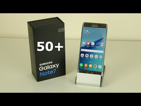 50+ Tips and Tricks for the Samsung Galaxy Note 7