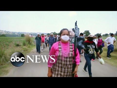 COVID-19 cases climb in Mexico | ABC News