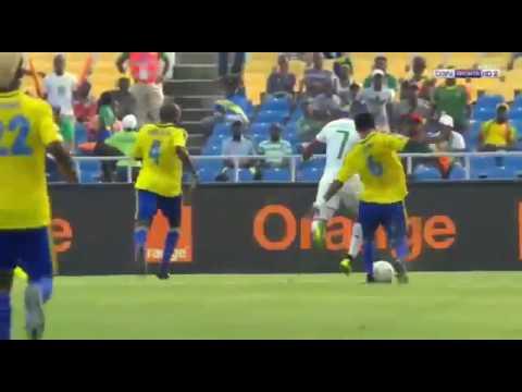 CAN 2017 Gabon vs Burkina Faso 1  1 Goals, Highlights 18012017 africafrique com