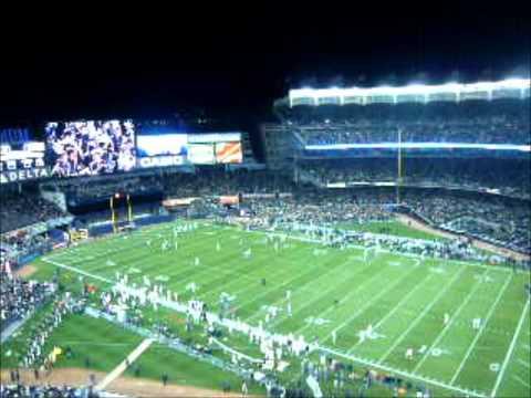 Army-Notre Dame Game at Yankee Stadium