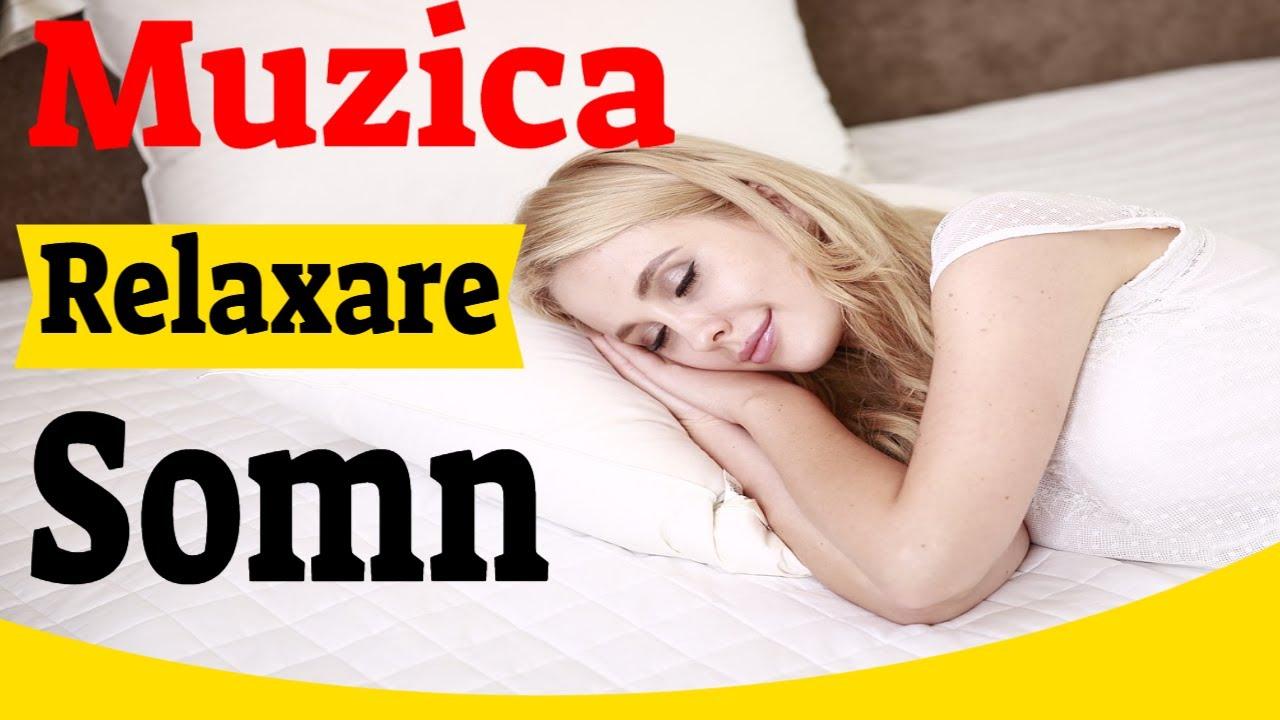 Muzica de relaxare si Somn adanc calm bland    Muzică terapeutică - relaxare a corpului si a mintii