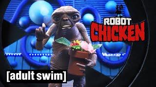 Robot Chicken | ET Alternative Ending | Adult Swim UK 🇬🇧