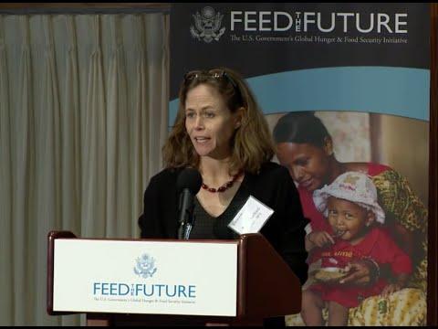 A Food Secure Future: Feed the Future Capstone Event