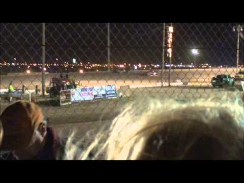 Texas Thunder Speedway Outlaw Twister Feature March 16, 2013