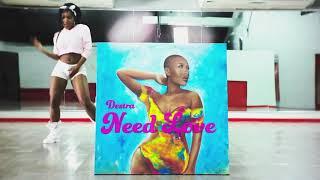 Destra - Need Love (Melanin Riddim) 2020 Soca   Prod. by Mical Teja & Tano