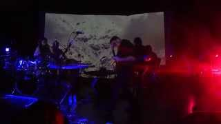 "Bauda ""Oniirica"", live in Santiago, Chile, 11-Jul-2014"