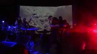 "Bauda ""Oniirica"", live in Santiago, Chile, 11-Jul-2014"