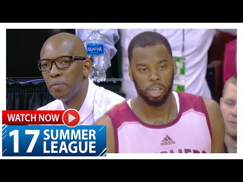Sam Cassell Jr. Full Highlights vs Bucks (2017.07.07) Summer League - 8 Pts