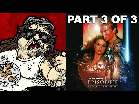 Mr. Plinkett's Attack of the Clones Review (part 3 of 3)