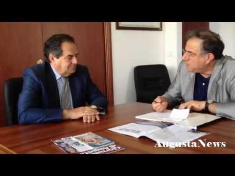 Intervista al Presidente Autorità Portuale  Augusta